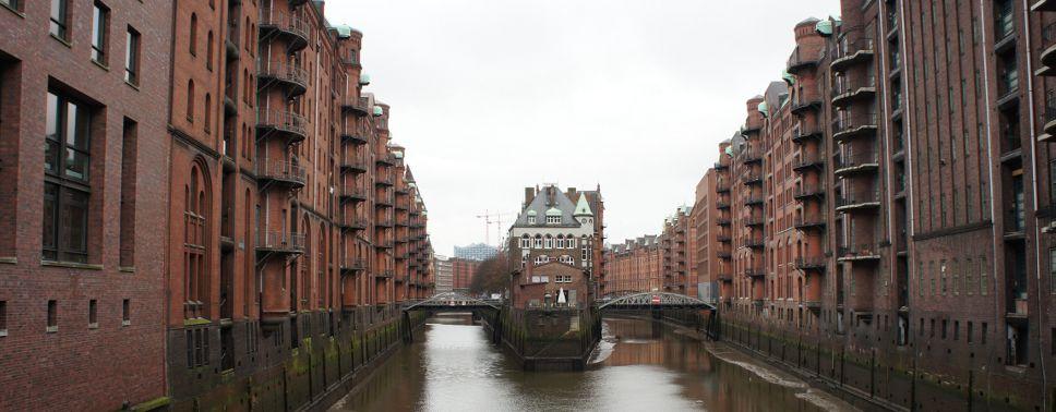 Hafencity (Alte Speicherstadt)