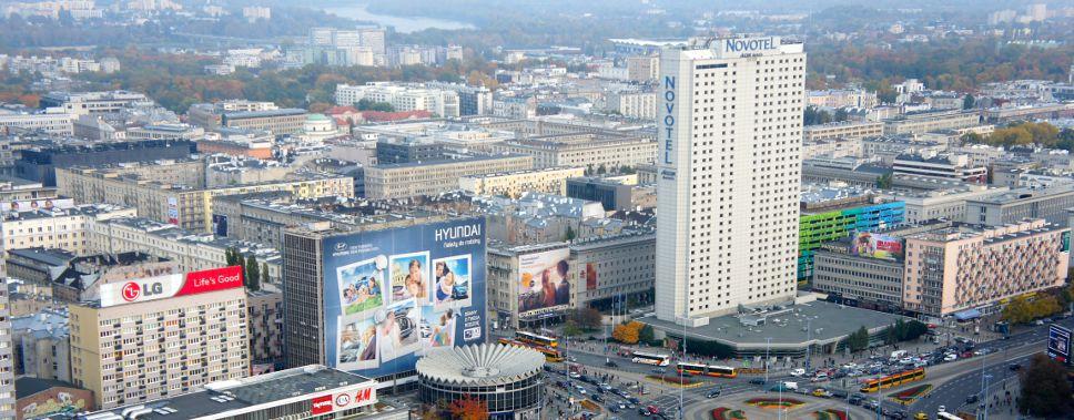 Warschau Innenstadt
