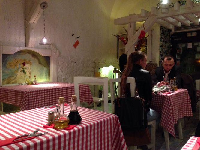 italienisches Restaurant Na Prowincji in Warschau