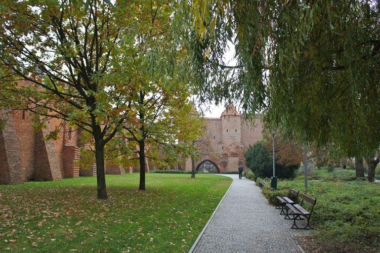Warschauer Stadtmauer