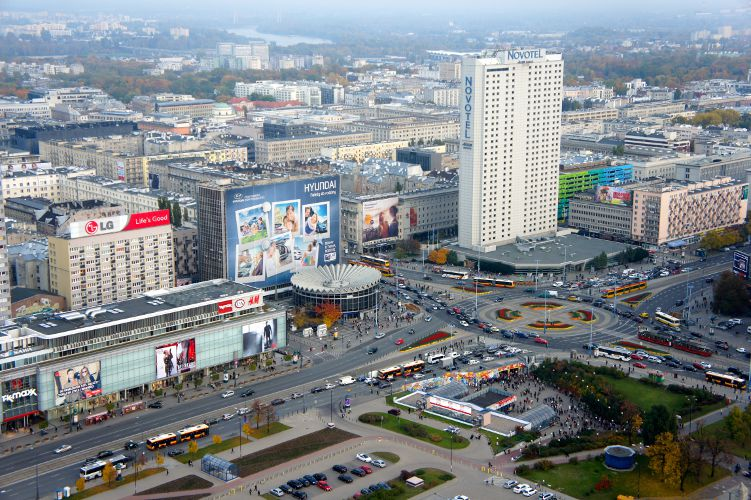 Warschau Centrum