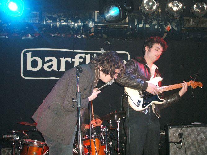 Indie-Musik im Camden Barfly, London