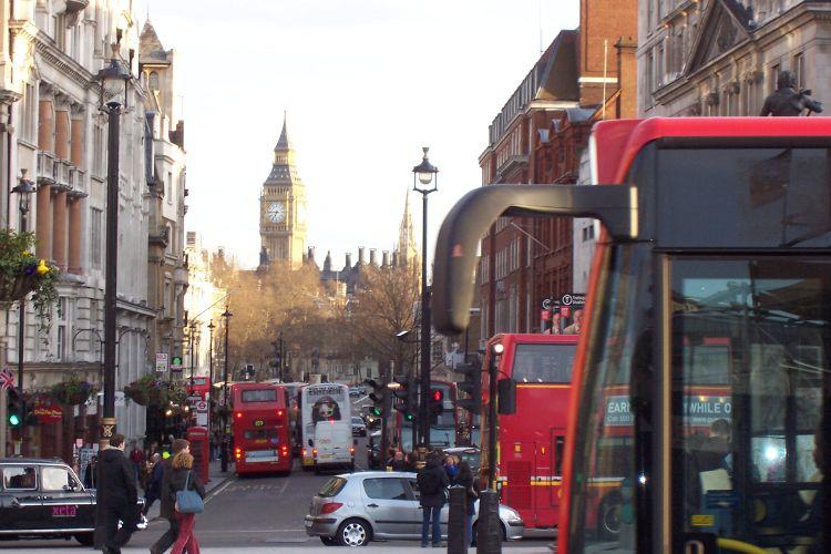 London City mit Big Ben